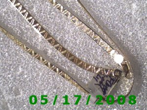 """24"""" Silver .925  Necklace 4mm Italy (003)"""