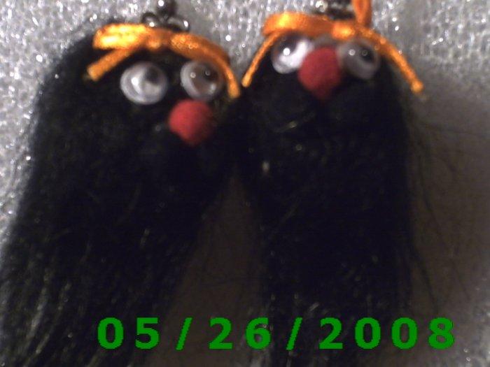 What is it Pierced Earrings     C008