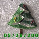 Christmas Tree Pin     C005