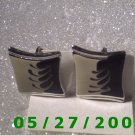 Silver Clip On Earrings    D021 1002