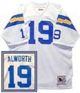 Lance Alworth Size 60--out of Stock