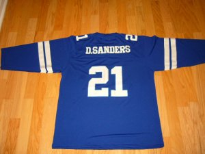 Deion Sanders Long Sleeve Jersey