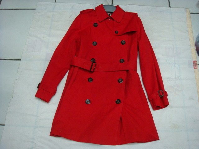 Classic style Red wool