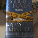 The Two Minute Rule ~ PB~ Robert Crais~ 2006 ~ New York Times Bestseller