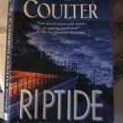 Riptide ~ Catherine Coulter ~ 2001 PB ~ New York Times Bestseller