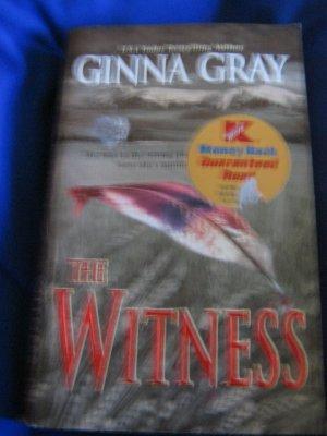 The Witness ~ Ginna Gray ~ Suspense ~  PB ~ 2001