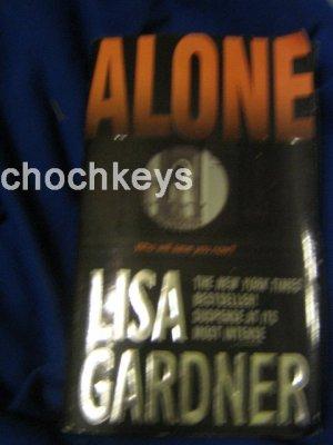 Alone ~ Lisa Gardner ~ 2005 ~ Suspense ~ PB