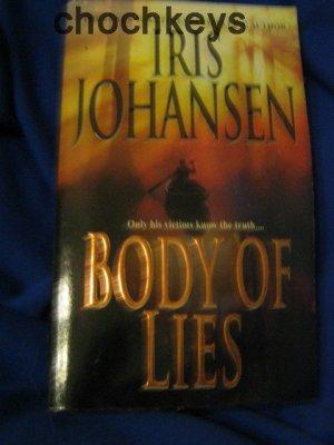 Body Of Lies ~ Iris Johansen ~ 2002 ~ suspense thriller