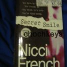 Secret Smile ~ Nicci French ~ 2004 ~ PB Thriller