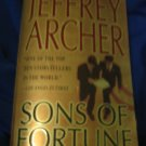 Sons of Fortune ~  Jeffrey Archer ~ 2003 ~ PB ~ thriller
