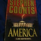America ~ a Jake Grafton Novel ~ Stephen Coonts ~ 2002 ~  PB ~ suspense
