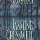 The Conspiracy  ~ Jasmine Cresswell ~ 2001 ~ PB ~ suspense