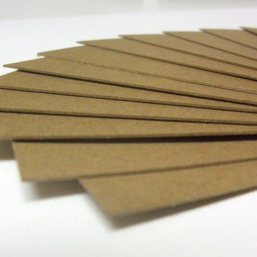 Blank Chipboard Bookmarks Scrapbooking