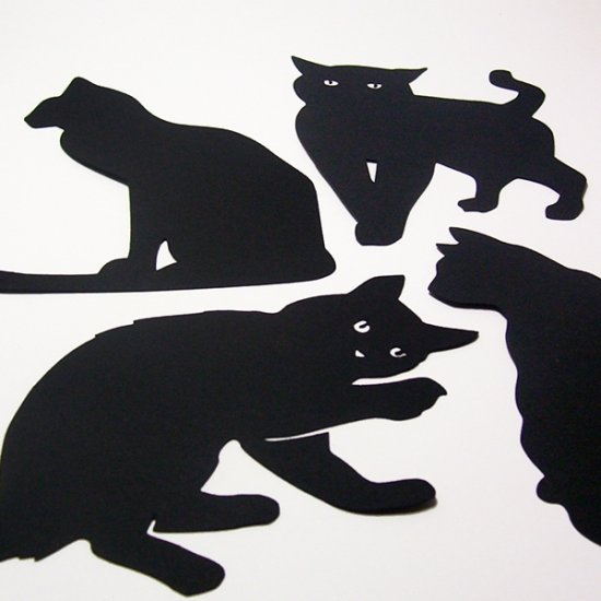 Kitty Cats - Die Cuts Scrapbooking