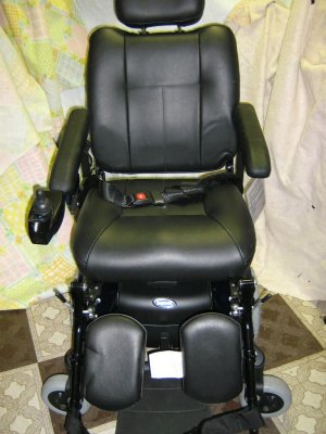 Invacare,Pronto M51 Electric WheelChair with SureStep.