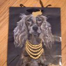 Amy Brazil Dog Gift Bag with Dogtag Tag