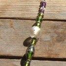 Green/Purple Crystal Regal Lightcatcher