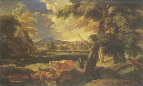 Peiter Mulier  Landscape Painting