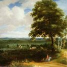 Jacques d'arthois -  PANORAMIC LANDSCAPE