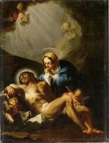 Francesco Trevisani - THE PIETA