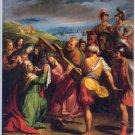 Claudio Ridolfi - CHRIST CARRYING THE CROSS