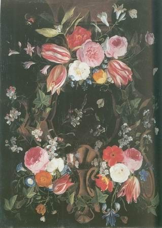 Jan Van Kessel I - FLOWERS
