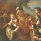 Antonio Molinari - THE FAMILY OF DARIUS BEOFER ALEXANDER THE GREAT