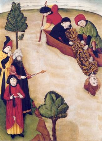 Villalobos -  THE MARTYRDOM OF SAINT VINCENT OF SARAGOSSA