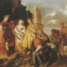 Pieter Codde - THE CONTINENCE OF SCIPIO