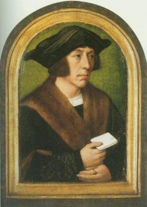 A Painter in Frankfurt - THE EMPEROR FERDINAND I