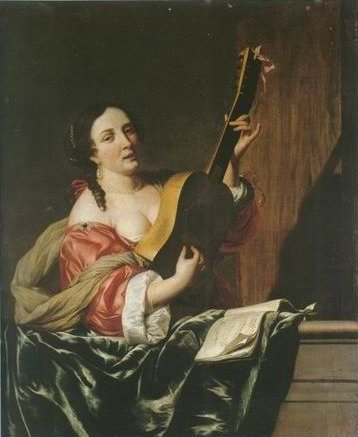 Johannes Van Bronchorst  - GUITAR PLAYER ON BALCONY