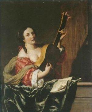 Johannes Van Bronchorst  - GUITAR PLAYER ON BALCONY