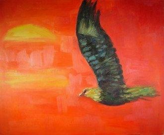 Emiliano Estabana - Golden  American Eagle