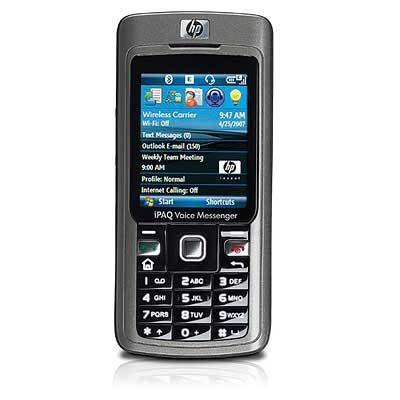 HP iPAQ 510 Voice Messenger - FA911AA#ABA