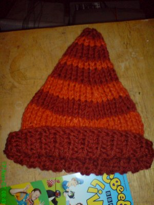 01A Childs Stripped Hat
