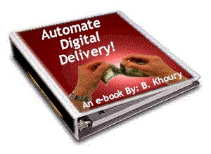 New ebook - Automate Digital Deliveries. Not OUTLOOK