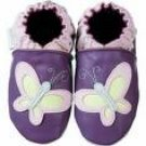new soft sole baby leather shoes BUTTERFLY (18-24 mo)