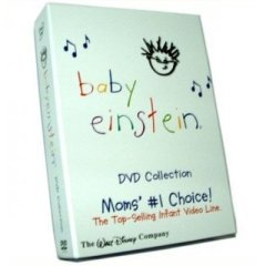 FREE SHIPPING Disney Baby Einstein 25 + 1 = 26 DVD Set
