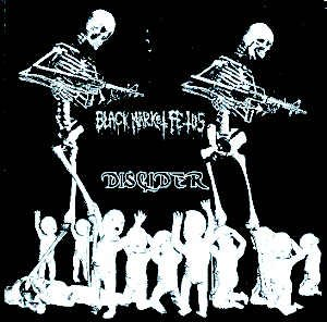 BLACK MARKET FETUS / DESCIDER - SPLIT CD