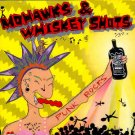 MOHAWKS & WHISKEY SHOTS COMPILATION - CD