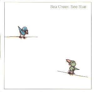 """JAYMAY - """"SEA GREEN, SEE BLUE"""" - CD"""