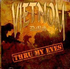 "VIETNOM - ""THRU MY EYES"" - CD"