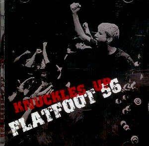 FLATFOOT 56 - KNUCKLES UP - CD