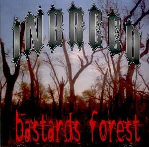 INBREED - BASTARDS FOREST - CD