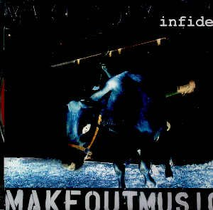 MAKEOUTMUSIC - INFIDEL - CD