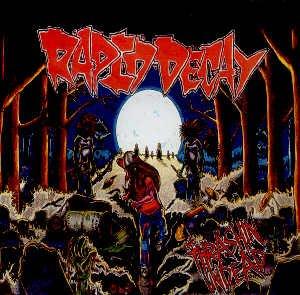 RAPID DECAY - THRASHIN UNDEAD - CD