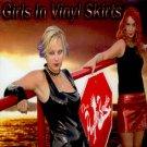THE PUSHRODS - GIRLS IN VINYL SKIRTS - CD