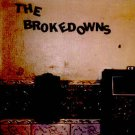 THE BROKEDOWNS - LET THE DISAPPOINTMENT BEGIN - CD