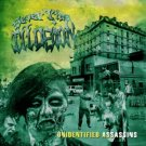 SEVER THIS ILLUSION - UNIDENTIFIED ASSASSINS - CD