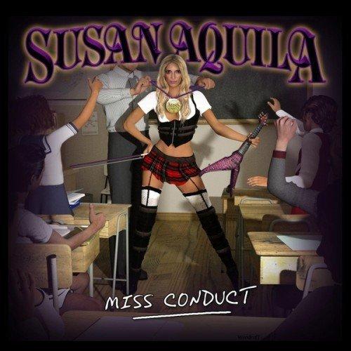 SUSAN AQUILA - MISS CONDUCT - CD